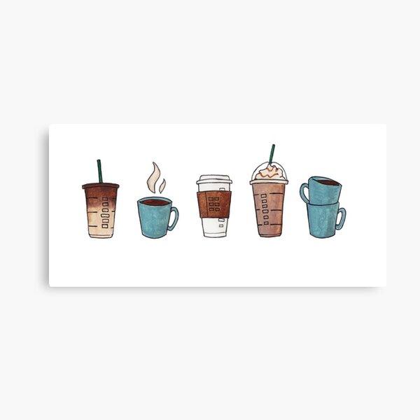 Coffee? Canvas Print