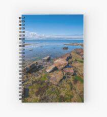 Watkins Bay - Beaumaris Spiral Notebook