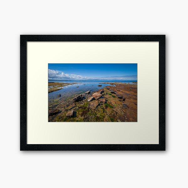 Watkins Bay - Beaumaris Framed Art Print