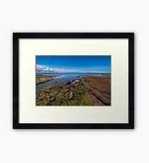 Beaumaris Coast Framed Print