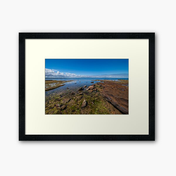 Beaumaris Coast Framed Art Print