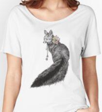 Foxy Women's Relaxed Fit T-Shirt