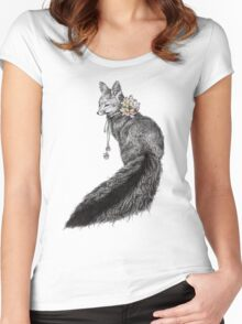 Foxy Women's Fitted Scoop T-Shirt