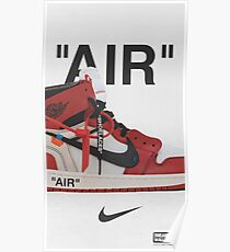 c04bc4f1b4f5 sneaker offwhite - Poster