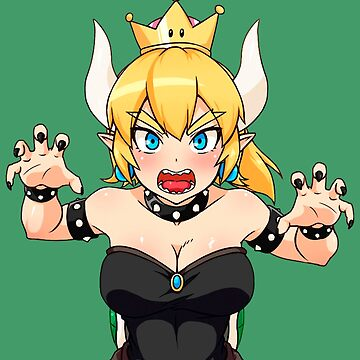 Bowsette by TroyBolton17