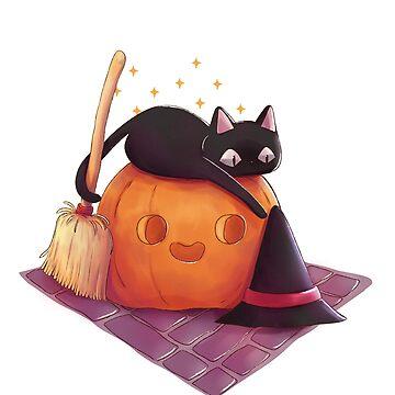 Halloween Kitty von susanmariel