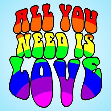 All you need is love by BigTime