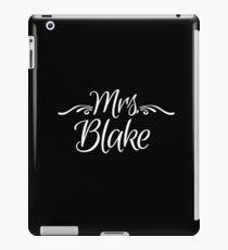 Mrs. Blake iPad-Hülle & Klebefolie