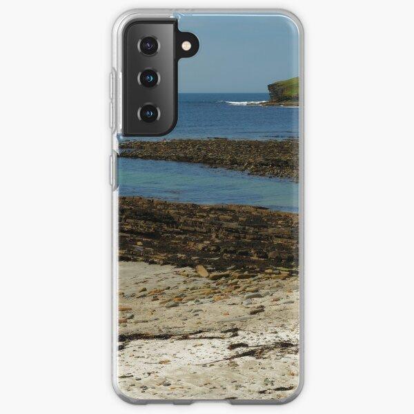COASTAL 'W' Samsung Galaxy Soft Case