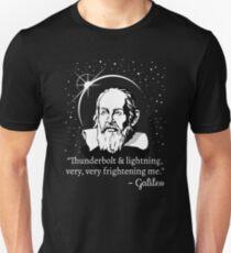 Thunderbolt and Lightning Galileo Graphic Unisex T-Shirt