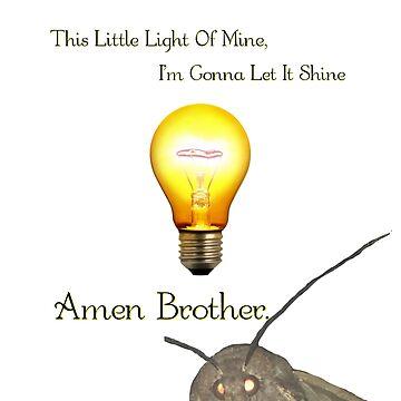 Moth - Amen by FilmFactoryRayz