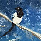 Night Bird  by Alexandra Lavizzari