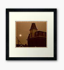092908-1   SCAREY Framed Print