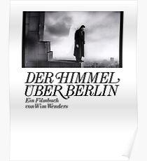 der himmel uber berlin Poster