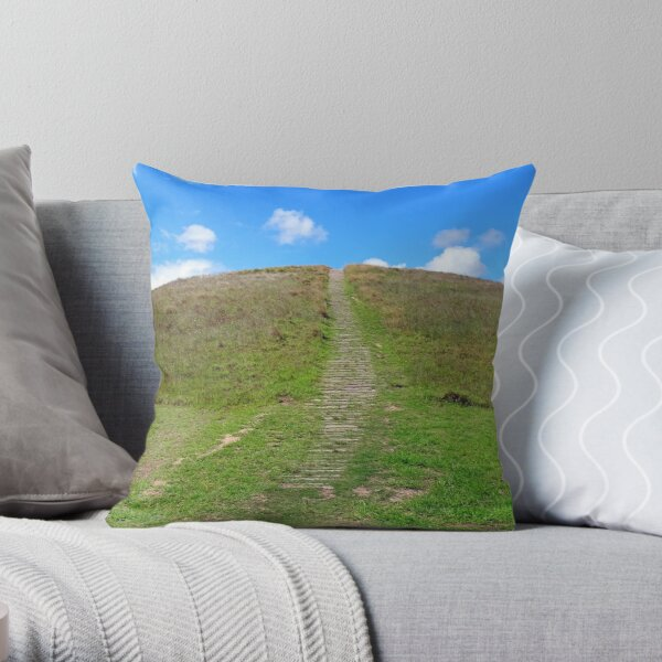 Woo-la-ra Throw Pillow