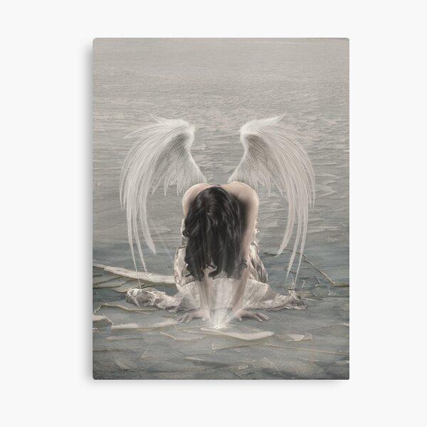 Cold Heart Canvas Print