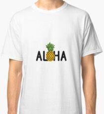 Aloha Urlaubsreif Classic T-Shirt
