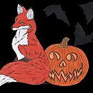Foxy Halloween by HopeCvon