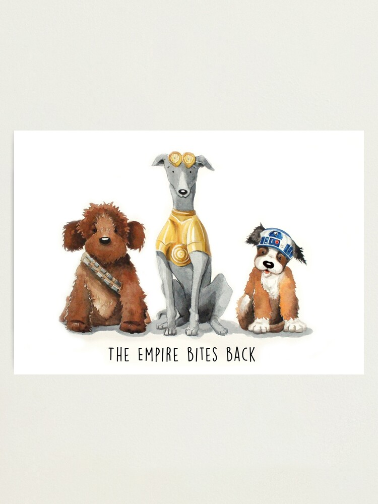 Alternate view of Rebel Dogs Photographic Print