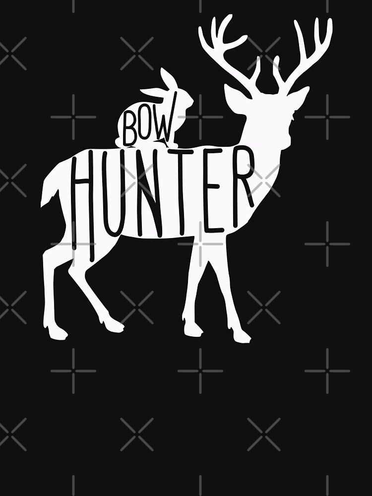 Bowhunting Design - Bowhunter  by kudostees
