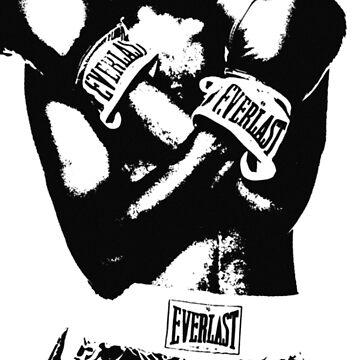 Basquiat Streetart Boxer by furioso