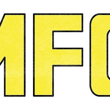MFG ANGEL - TEXTURED (MF GHOST) by 4DaMoolah