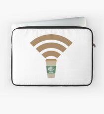 Cofee Zone Laptop Sleeve