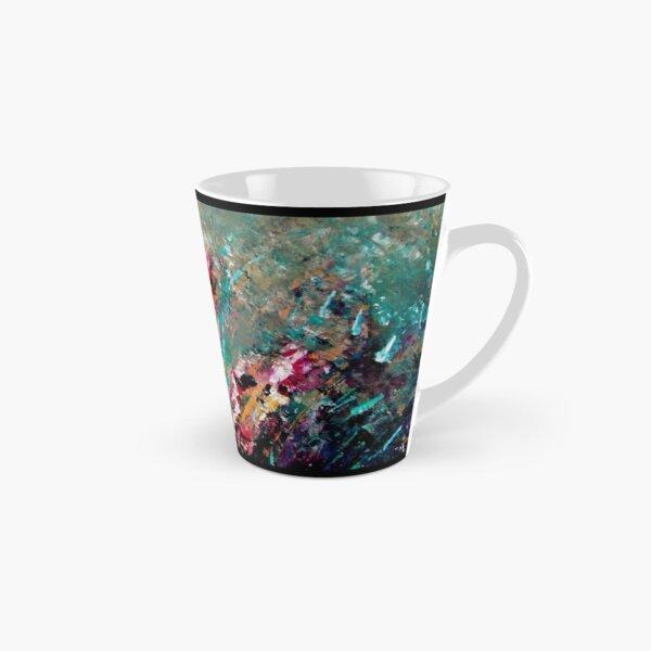 Flowers reframed Tall Mug