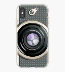 Vintage Toy Camera iPhone Case