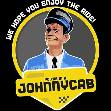 Johnny Cab - Inspired by Total Recall by WonkyRobot