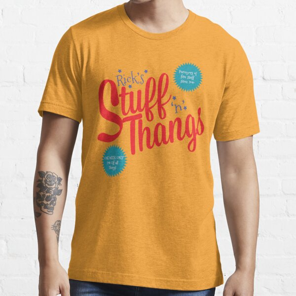 Stuff and Thangs Essential T-Shirt