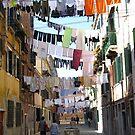 Venice, Italy by Fin Gypsy