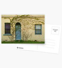 Overgrown Postcards