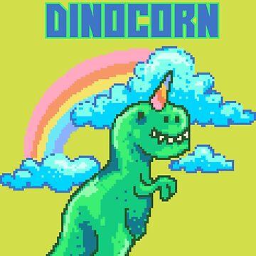 Dinocorn by stylebytara