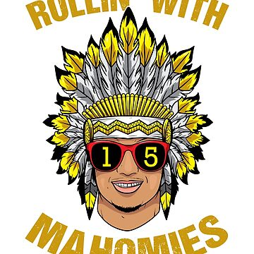 Rollin with Mahomies T shirt by Djoness