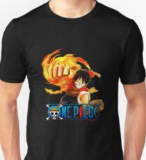 Monkey d luffy anime japan Unisex T-Shirt