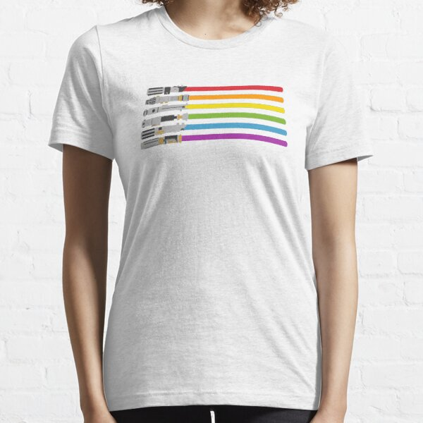Rainbow Light Essential T-Shirt
