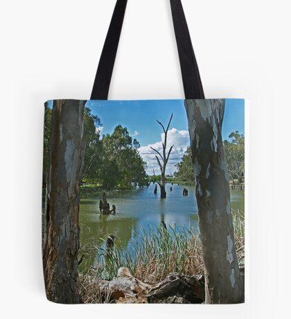Campaspe River,Elmore Tote Bag