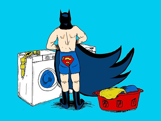 Holy Laundry Day! by Shonkie