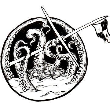The Kraken's Prize by srw110