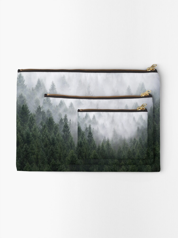Alternate view of Home Is A Feeling Zipper Pouch