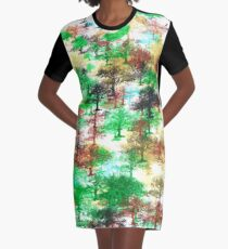 Oaks NoProblem Graphic T-Shirt Dress