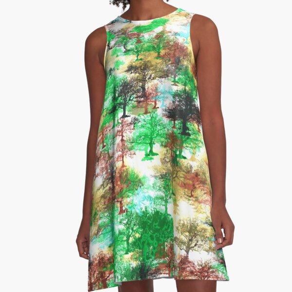 Oaks NoProblem A-Line Dress