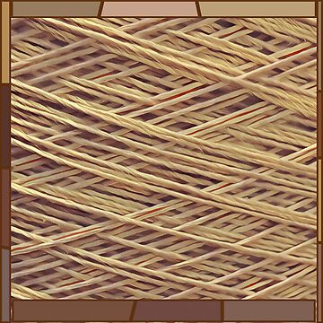 Ediemagic Straw & Mosaic by Ediemagic