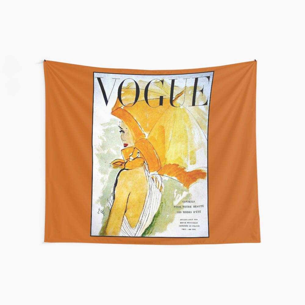 VOGUE: Jahrgang 1950 Werbung Werbung Print Wandbehang