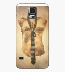 Woman Torso Case/Skin for Samsung Galaxy