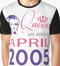 It's My Birthday 13. Made In April 2005. 2005 Gift Ideas. Graphic T-Shirt