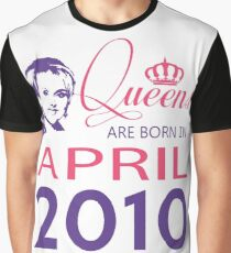 It's My Birthday 8. Made In April 2010. 2010 Gift Ideas. Graphic T-Shirt