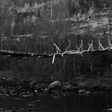 Bridge 3bw by piddien