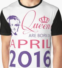 It's My Birthday 2. Made In April 2016. 2016 Gift Ideas. Graphic T-Shirt